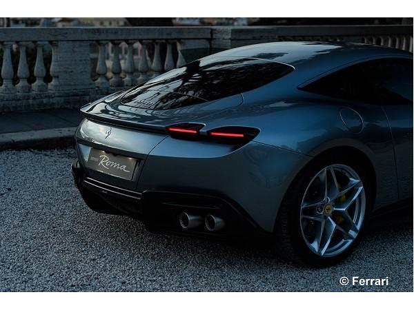 Cartecc Com 2020 Ferrari Roma