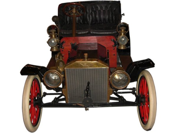 Ford Modell R 1907 - click to enlarge!