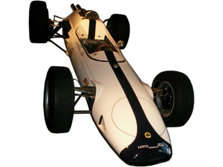 Lotus 292 Indy Car 1963 - click to enlarge!