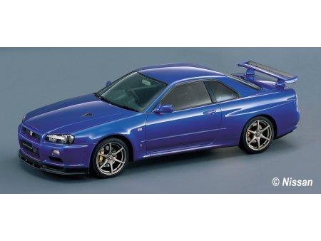 Nissan Skyline GT-R 2009 - click to enlarge!