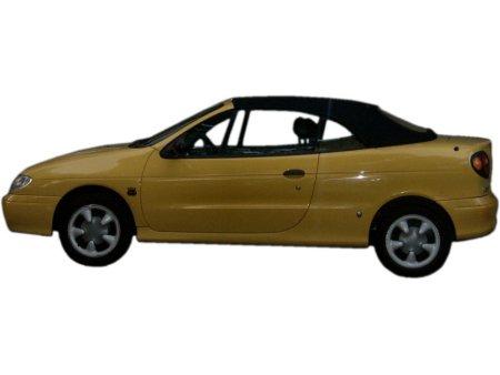 Renault Megane Cabrio 1997 - gr��eres Bild durch Anklicken!